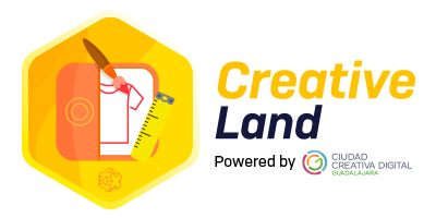 Creative Land - Powered by Ciudad Creativa Digital
