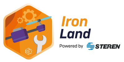 Iron Land  - Powered by Steren